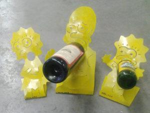 porta-bottiglie